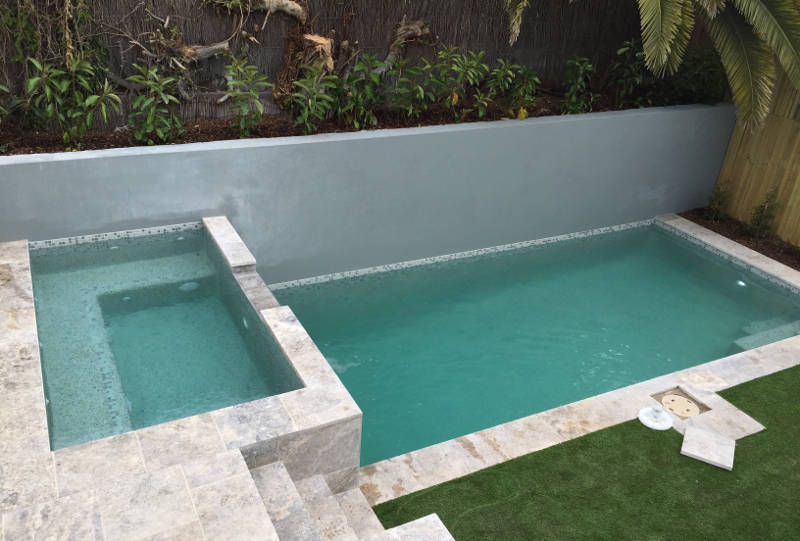 Interlink Pools and Landscapes pool design 7