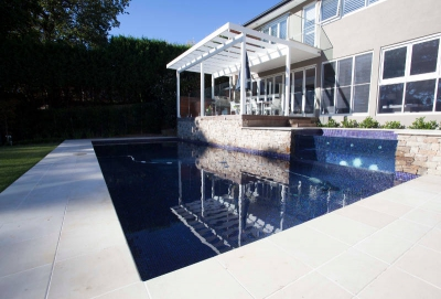 Interlink Pools and Landscapes pool design 8