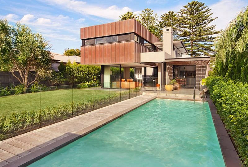 Interlink Pools and Landscapes designs and construction 1
