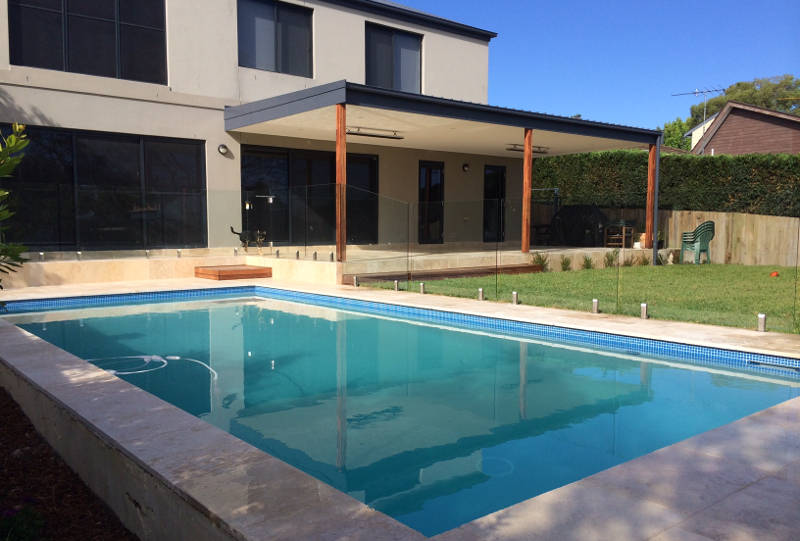 Interlink Pools and Landscapes designs and construction 2