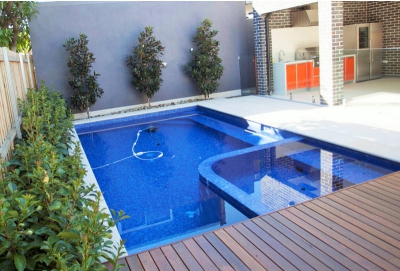 Interlink Pools and Landscapes pool design 3