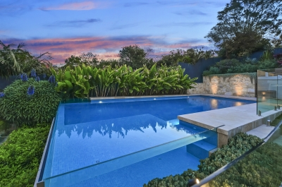 Sydney Pool Construction Balgowlah Interlink Pools and Landscapes
